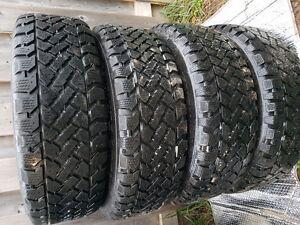 205/60/15 Winter Tires