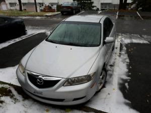 Mazda 6 2004 à vendre