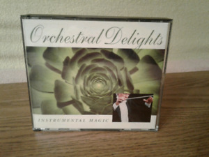 Orchestra Delights 3 cds