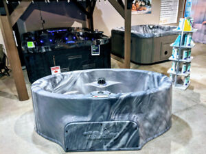 BEST 2 PERSON HOT TUB  - 110 VOLT PLUG IN - ON SALE & IN STOCK