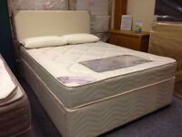 Brand new Double Bed, Complete with storage drawer. Bargain