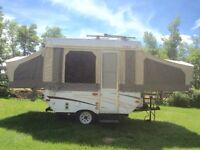 2006 Starcraft tent trailer with add a room