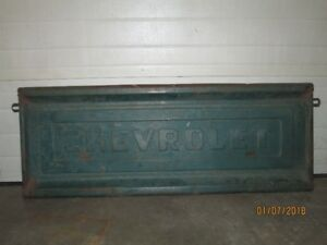 1950'S TAILGATE FOR SALE