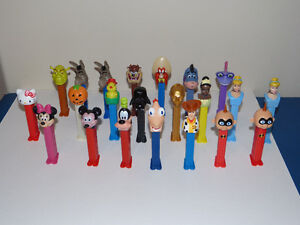 Pez!  Star Wars, Disney, Simpsons, Marvel & more! Prices listed