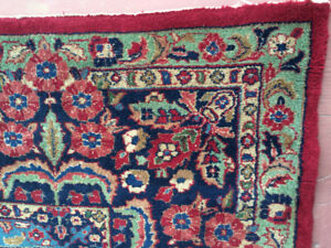 Tapis laine Indien wool carpet