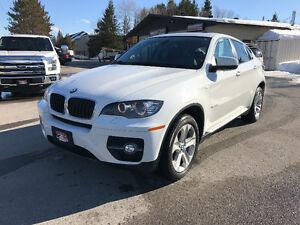2012 BMW X6 35i XDRIVE **À VOIR**