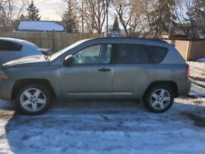 2008 Jeep compass FWD