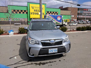 2015 Subaru Forester XT limited SUV, Crossover NO ACCIDENT