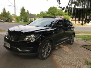 Amazing DEAL! 2017 LINCOLN MKX  2.5year lease. 2000$ Incentive!!