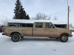 Classic 1988 F-350 Lariat, Roll-A-Long Dually