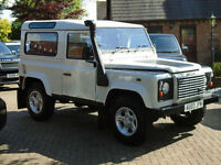 2003 Land Rover Defender 90 County 2.5 Td5 Manual !