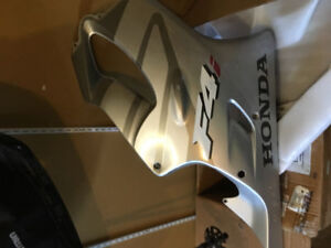 Honda CBR600F4i fairings and cowls, spare parts