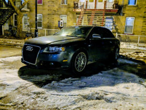 2006 Audi S4 2.7 Twin Turbo Swap Stage 3