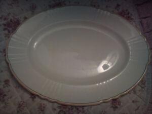 VINTAGE 1920S Myott Platter -  Excellent Condition - No Chips or