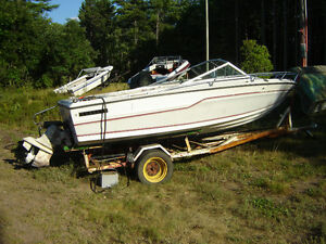Mercruiser/OMC Inboard/Outboard. Part for Sale? Wanted Info?
