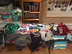 Large lot boys 18-24 months