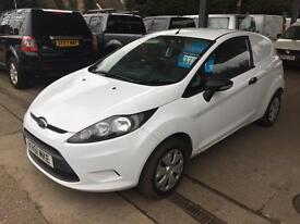 Ford Fiesta 1.6TDCi ( 95PS ) Stage V II 2011MY ECOnetic