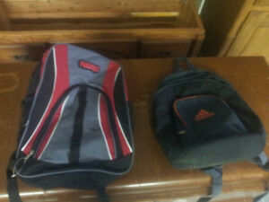 Kids Backpacks  assorted , several to choose from 5-10 $$