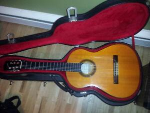 Casimiro Gonzalez Flamenco Guitar