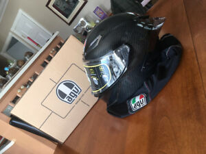 AGV Pista Gp r full carbon neuf
