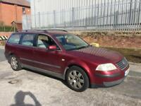 Late 2002 Volkswagen Passat Sport 130 PS Estate Car 6 Speed, 300k £295 NO OFFERS