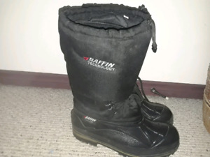 Baffin winter insulated work boots