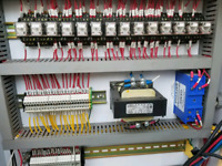 Automation and Control Panels and Control Wiring  Solution