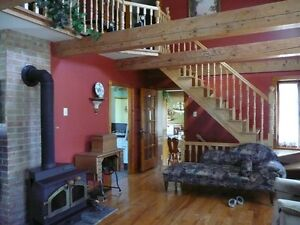 Maison ancestrale avec terre forestière, agricole et érablière Saguenay Saguenay-Lac-Saint-Jean image 5
