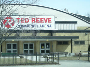 Pickup Hockey at Ted Reeve Arena (Main and Gerrard) (Beaches)