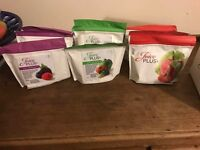9 pouches of Juice Plus Chews