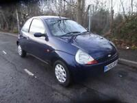 Ford Ka 1.3 2002/02 Style 92,000 miles March 2018 mot