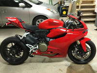 Ducati panigale 1199 2014 (ABS)