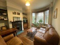 2 double bedroomed Victorian maisonette in Dalston, Hackney with garden.