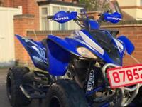 Yamaha YFM350R QUAD BIKE