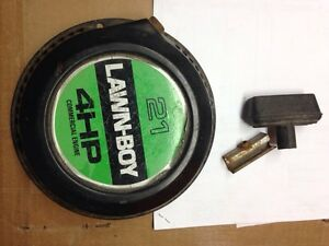 Lawn boy commercial recoil and handle, fits many models