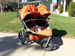 BOB Revolution Double Jogging Stroller
