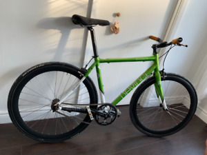 Fixie Single Speed Devinci Silverstone M/L