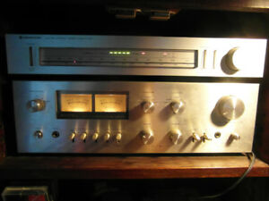 Kenwood Stereo Tuner