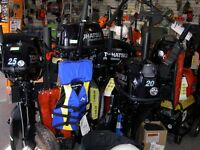 FALL CLEAROUT PRICES ON TOHATSU OUTBOARDS  SHELTERED COVE MARINE