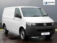 2013 Volkswagen Transporter T28 TDI HIGHLINE Diesel white Manual