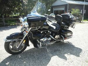 2002 Yamaha Royal Star Midnight Venture