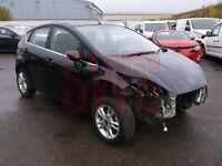 2014 Ford Fiesta Zetec TDCi 1.5 DAMAGED REPAIRABLE SALVAGE