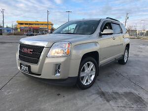2011 GMC Terrain,  Automatic, Certified, 3/Y warranty availabl