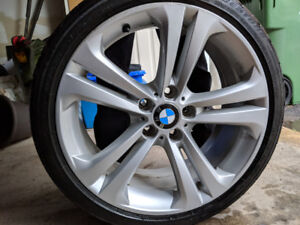 "BMW 19"" Double Spoke Style 401  OEM"