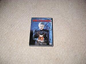 HELLRAISER/KRAMPUS DVDS SET FOR SALE!