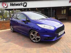 2015 FORD FIESTA 1.6 EcoBoost ST-2 3dr