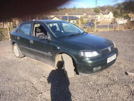 Vauxhall Astra 1.6i 16v SXi 5 door - 2003 03-REG - 3 MONTHS MOT