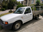 FORD COURIER GL UTE Toowoomba Toowoomba City Preview