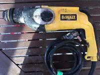 Dewalt Hammer drill 230v excellent condition!!!makita