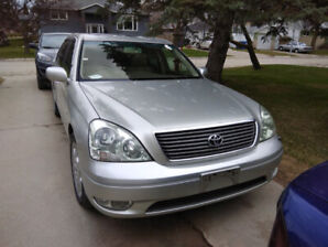 NEW SAFETIED! 01 CELSIOR LOW KM V8 JDM RHD IMPORTED #LEXUS LS430